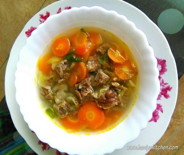 resep sop kambing enak dan tidak prengus