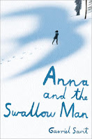 Anna and the Swallow Man by Gavriel Savit book cover and review