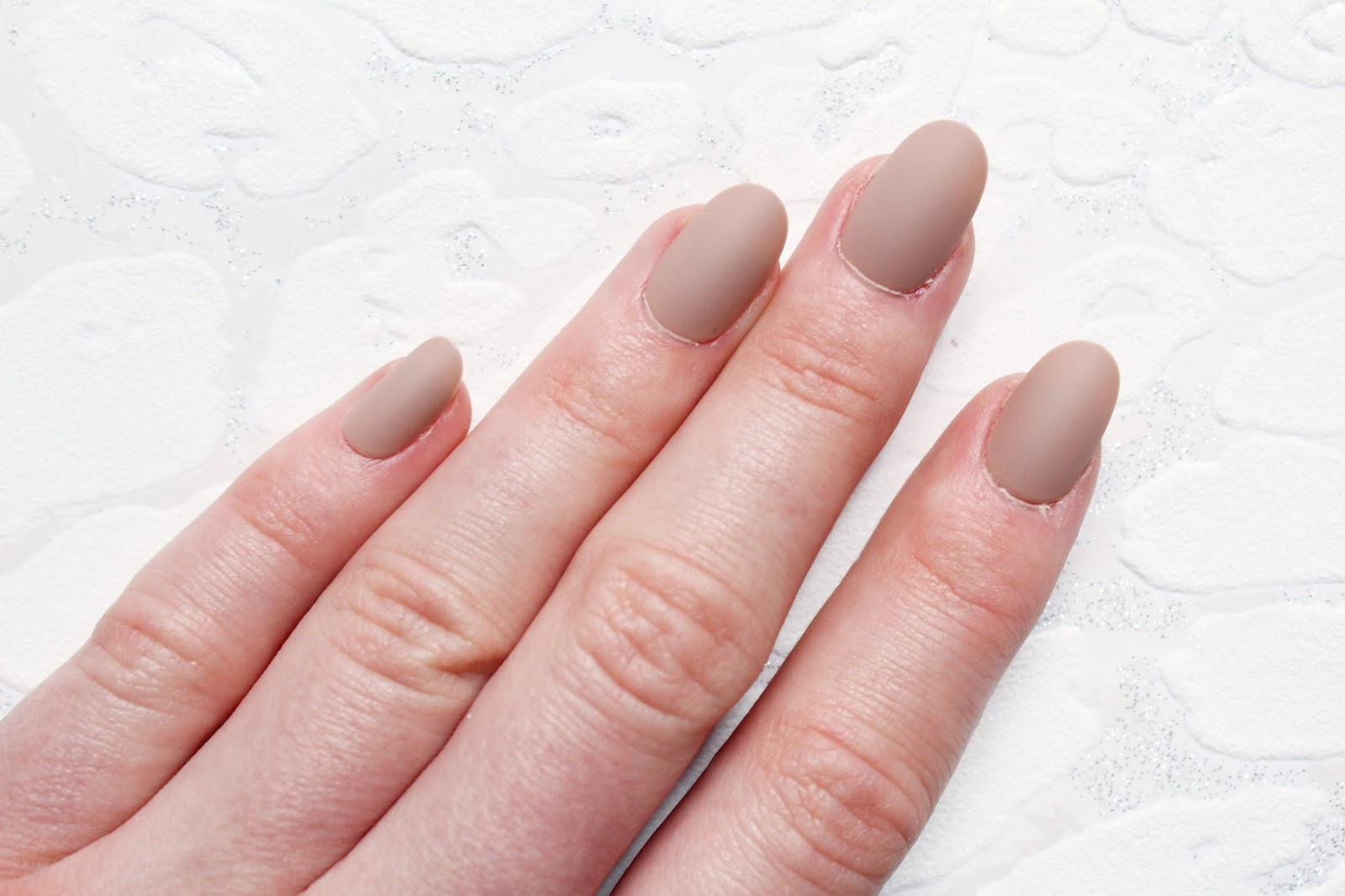 Elegant Touch Nude Nails