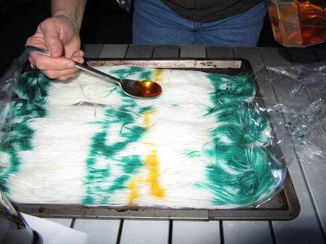 hyperactive knitting: Wolle Frben