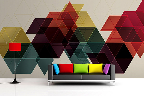 The Finishing Touch: Geometrical Patterns