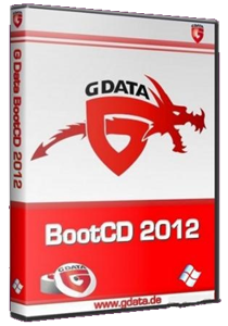 G Data BootCD 2012 [Disco antivirus booteable][ISO]