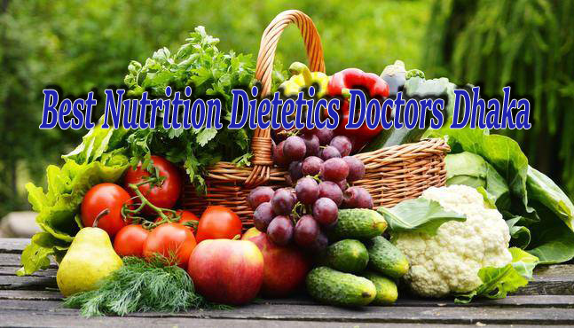 Best Nutrition Dietetics Doctor in Dhaka | Specialist Doctor List