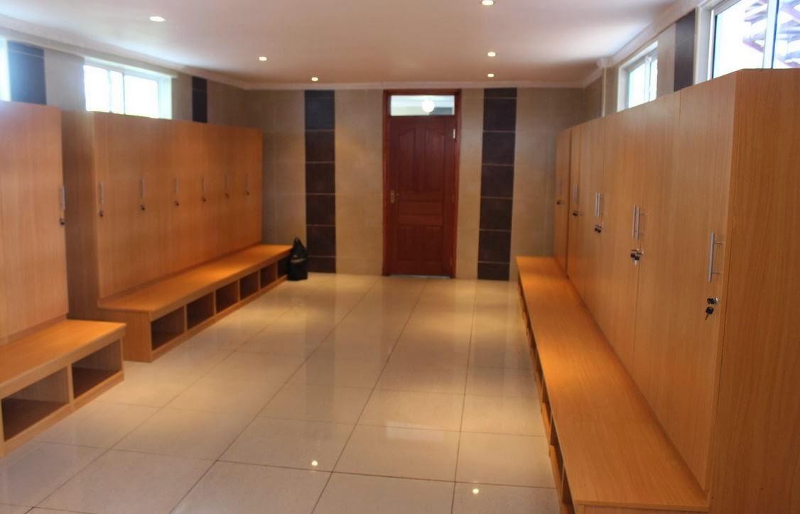 PHOTOS From Inside Machakos Stadium Ultra Modern Locker ...