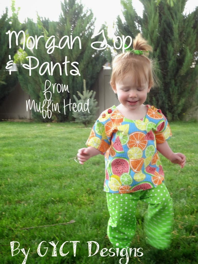 Morgan Top & Pants from Muffin Head by GYCT