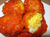 Masakan Sederhana Resep Telur Balado Pedas Manis