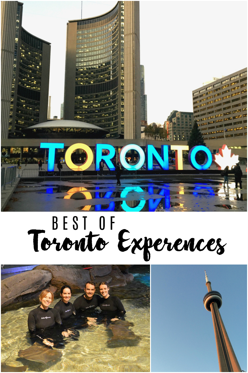 Best Experiences in Toronto, Ontario, Canada