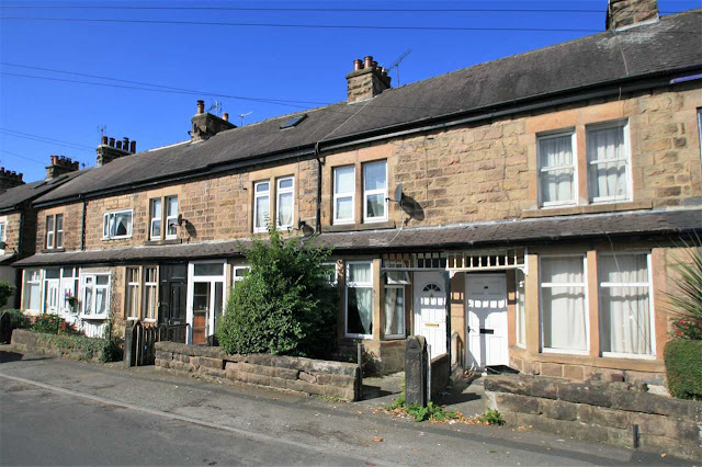 Harrogate Property News - 2 bed terraced house for sale 37 North Lodge Avenue, Close To Oak Beck Countryside, Harrogate HG1