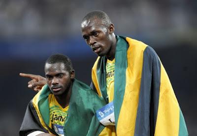 Pingat emas Usain Bolt ditarik balik