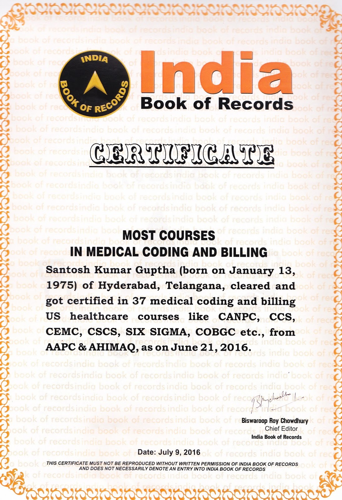 Get Cpccpmacic Training By Expert Dr Guptha 42 Certifications