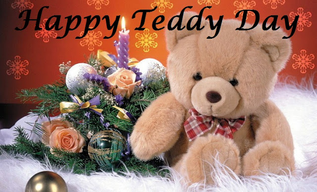 Happy Teddy Day SMS 2018