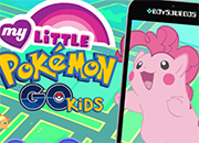 Pokemon Go My Little Pony juego