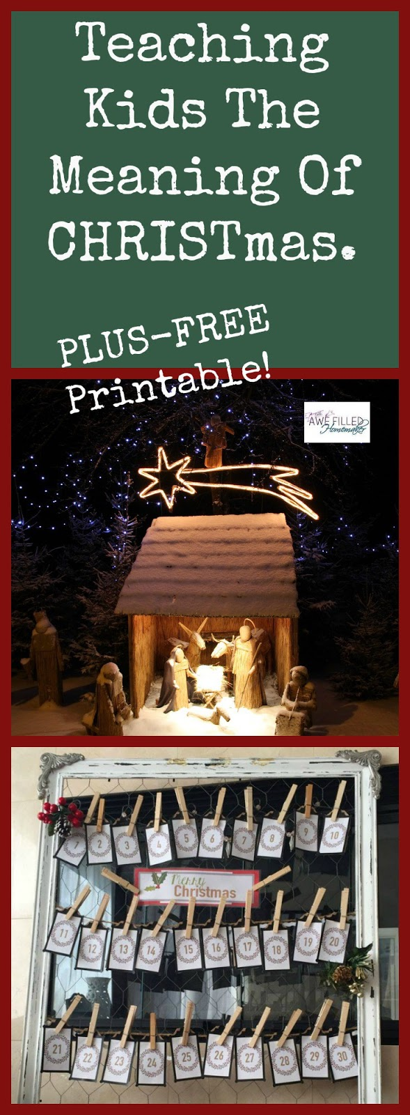 Blogmas 15 Amazing Advent Activities For Kids Day 2