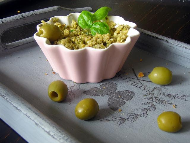 tape Tapenada - pasta z zielonych oliwek