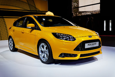 Review Of Ford Focus ST Diesel