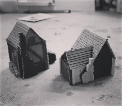 Fantasy, Medieval Buildings