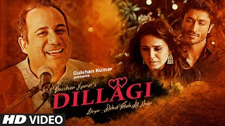 Dillagi (2016) - Rahat Fateh Ali Khan Full Music Video Song Free Download And Watch Online at worldfree4u.com