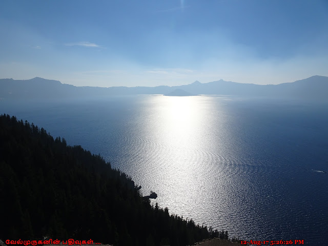 Crater Lake Klamath County