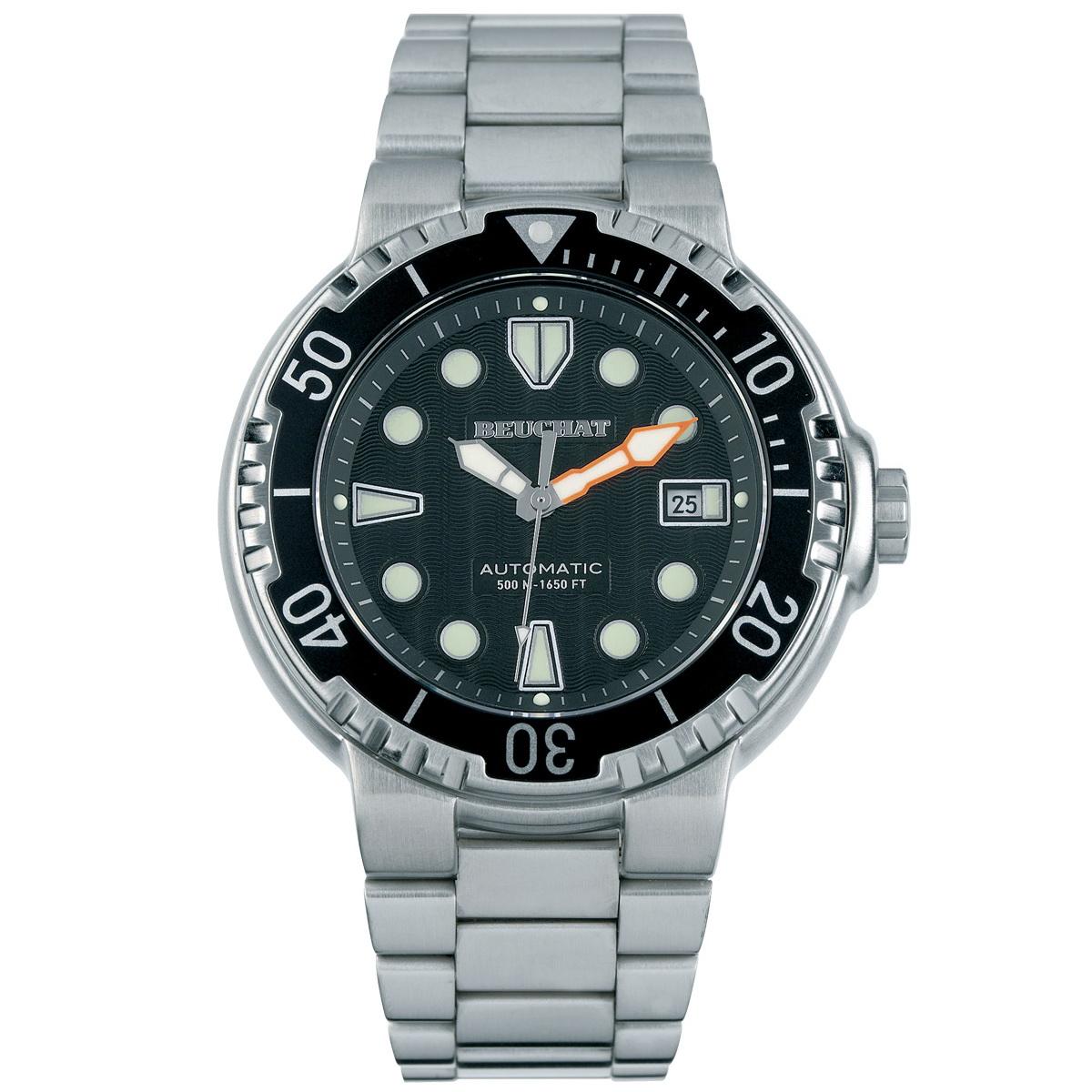 Beuchat's Lumitech Automatic 500 and 1000m Divers BEUCHAT%2BLumitech%2BAUTO%2B500M
