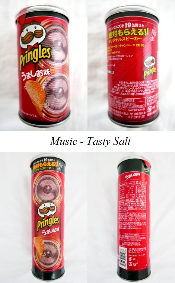 Pringles Music – Tasty Salt