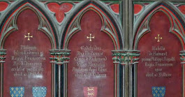 August 1186: Death of Geoffrey of Brittany