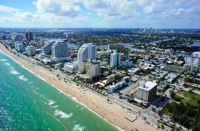 Conheça alguns hotéis em Fort Lauderdale em Miami na Flórida