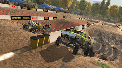 Trucks Off Road MOD (unlimited money) APK + OBB For Android
