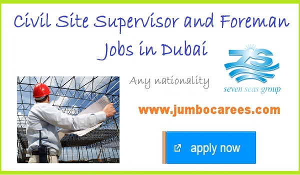 All job vacancies in Dubai, UAE jobs with salary,