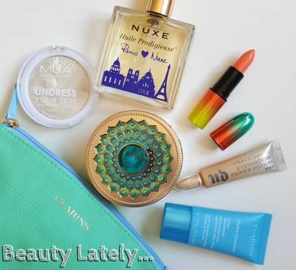 makeup, fragrance and skincare product reviews I've been using lately