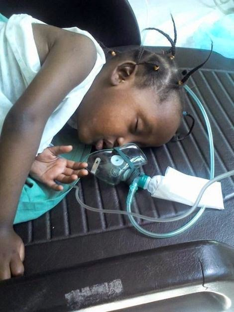 ugandan baby girl attacked nanny