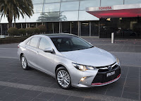 toyota marks end of aussie production with special edition camry. Black Bedroom Furniture Sets. Home Design Ideas