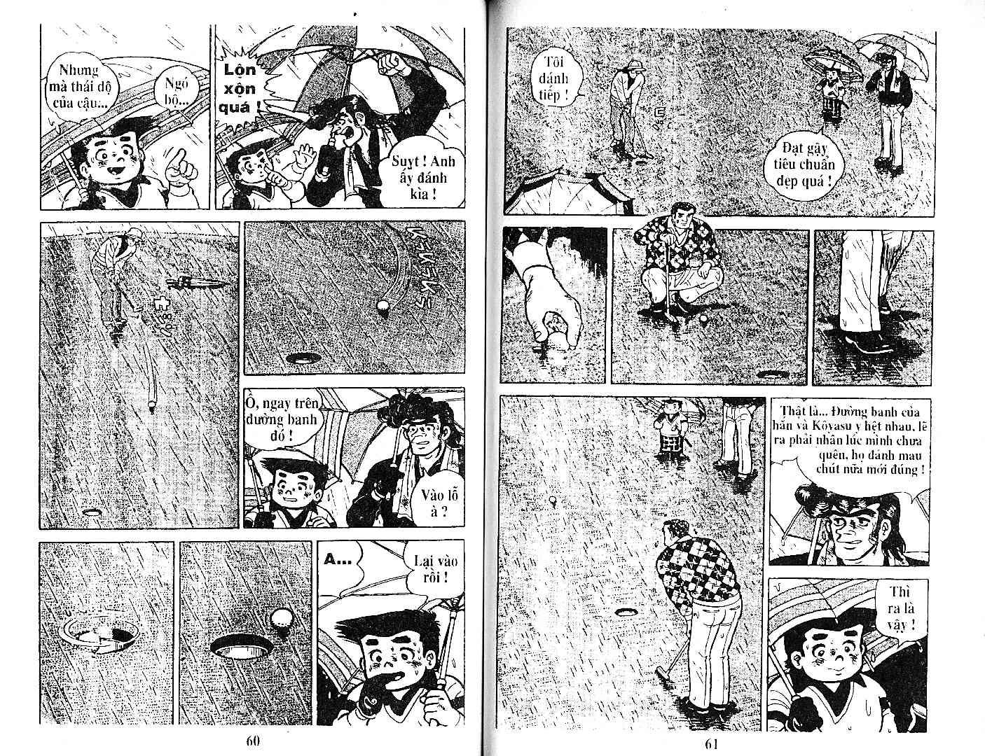 Ashita Tenki ni Naare chapter 27 trang 29