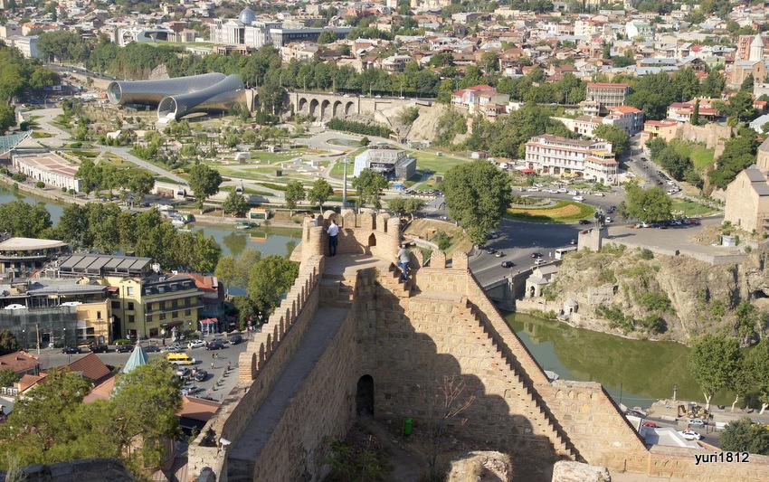 Бастион крепости