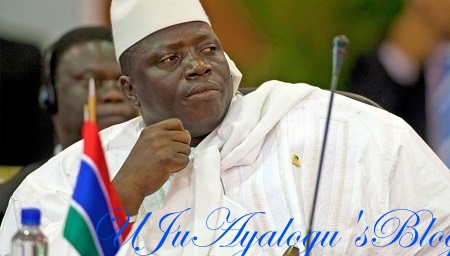 More Troubles for Yahya Jammeh as Gambia Revokes His Diplomatic Passport