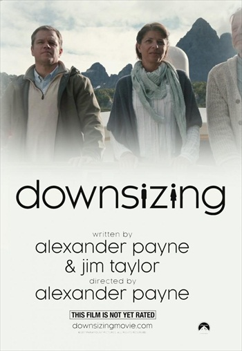 Downsizing 2017 English Full 300mb Movie Download