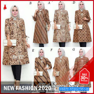 ARS0279A128 Couple Tunik Sogan BMGShop