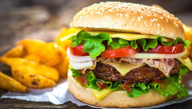 Recipe:Hamburger