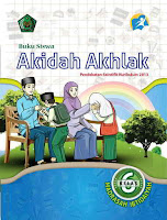 Buku Siswa K-13 PAI dan Bahasa Arab akidah akhlak