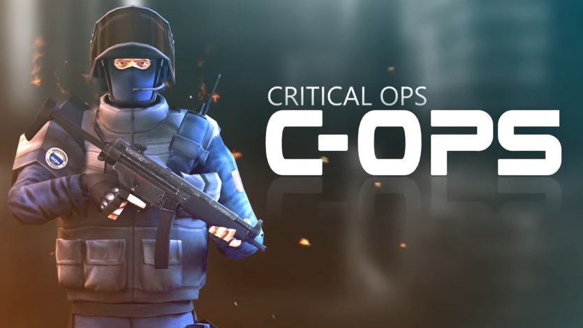 Download Critical Ops Mod Apk + Data v0.7.0 Unlocked Chit