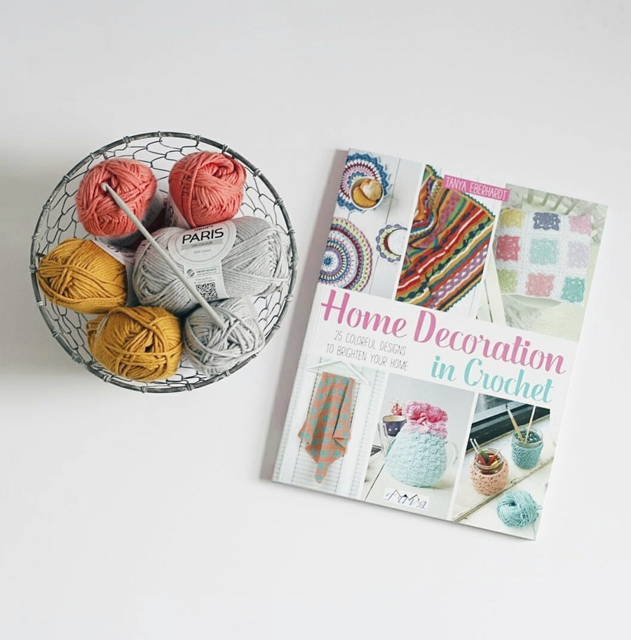 HOME DECORATION IN CROCHET BLOG TOUR FINAL & GIVEAWAY WINNER