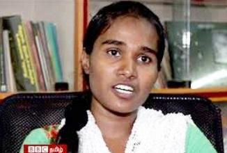 Poraali – BBC Exclusive interview with Valarmathi
