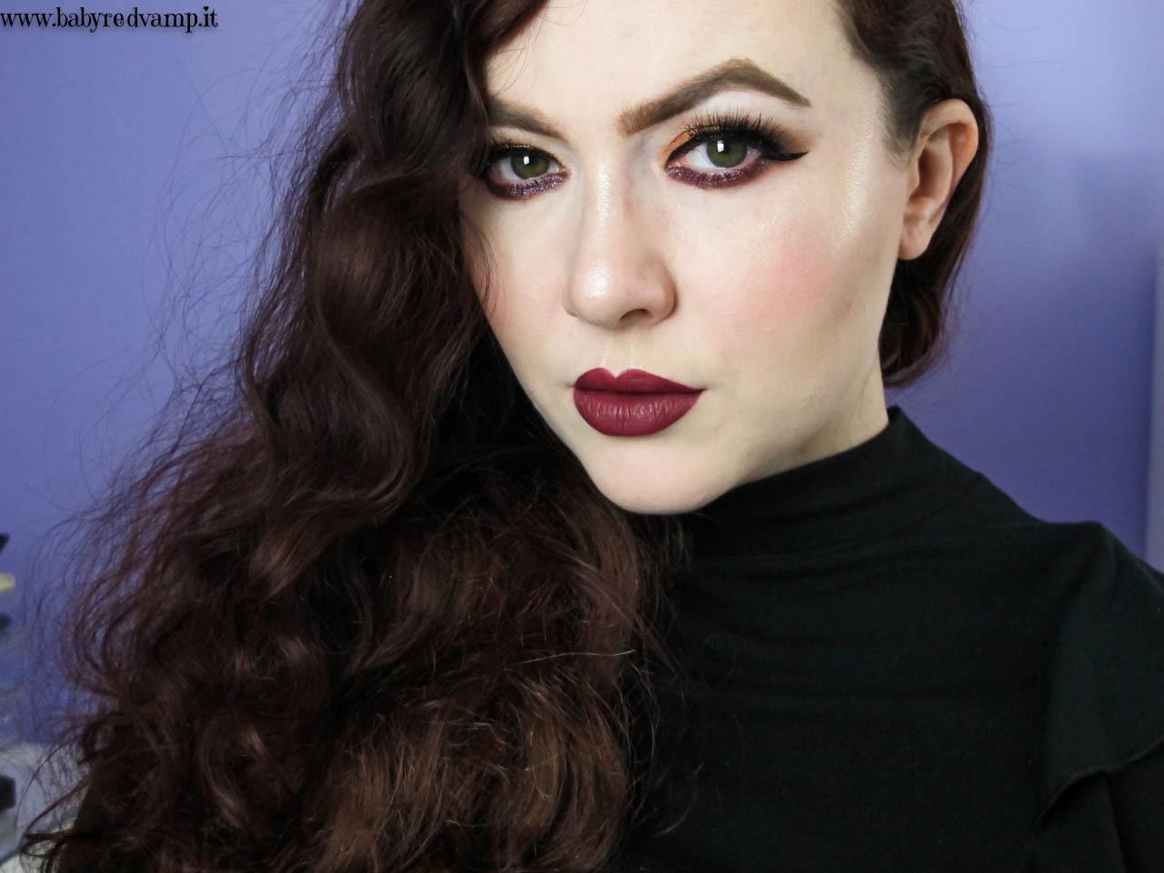 Babyredvamp Makeup  2018 17d6ac3fffec