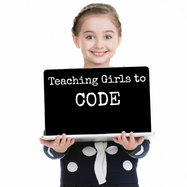 Teaching girls to code