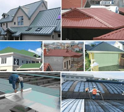 Làm mái tôn, lắp đặt, sửa chữa mái tôn tai Vĩnh Phúc