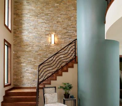 Fotos de escaleras tipos de barandillas para escaleras - Barandillas para escaleras interiores modernas ...