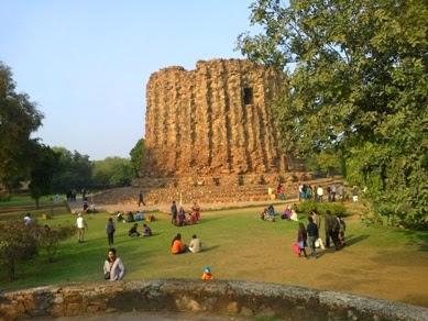 Peradaban Islam di Delhi