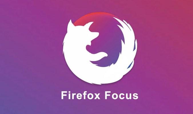 Aplikasi Browser Android Tercepat - Firefox Focus