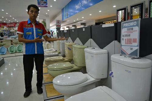 Daftar Harga Closet Duduk Toilet Wc Jongkok Murah Terbaru 2018