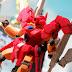 HGBD 1/144 Jegan Blast Master Exhibited at Gundam Build Divers Festival 2018