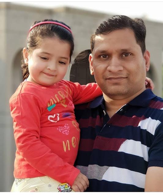 sharmaji technical, praval sharma with daughter, youtuber
